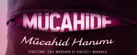Mücahide Mücahid Hanımı - Şehid Şeyh Enver El-Evlaki