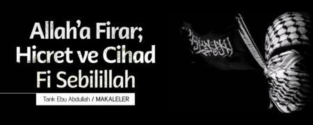 Allah'a Firar; Hicret ve Cihad Fi Sebilillah