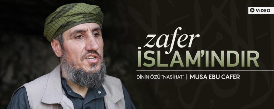 Zafer İslam'ındır - Musa Ebu Cafer - Genel / Medya